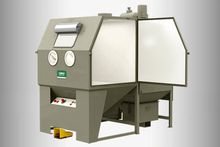 Clemco Zero Pulsar Iii Pressure Blast Cabinet Abrasiv