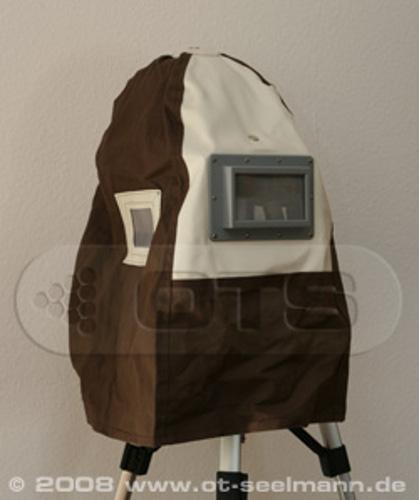 cagoule de protection professionelle masque sablage casque de sablage ebay. Black Bedroom Furniture Sets. Home Design Ideas